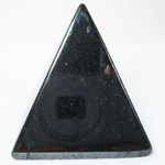 Rough Haematite Pyramid
