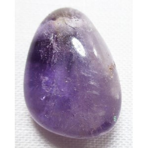 Amethyst Drilled Pendant (x1) Reduced