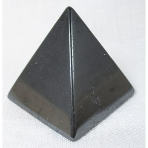 Haematite Pyramid (Medium)