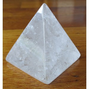 Quartz Pyramid (Large)