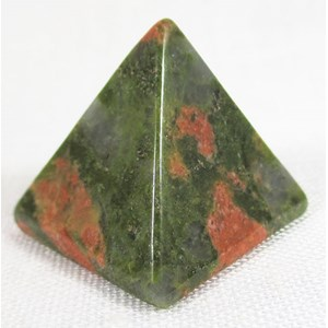 Unakite Pyramid (Small)