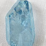 Aqua Aura Quartz Point (Smallish)