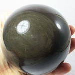 Sheen Obsidian Sphere Large