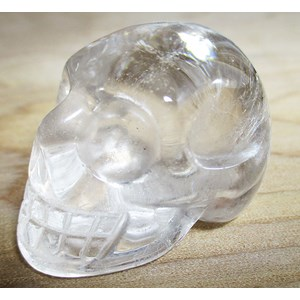 Clear Quartz Skull (Small)