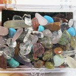 Little Box of Tumbled Crystals