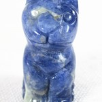Pair of Sodalite Cats REDUCED