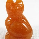 Ginger Agate Cat REDUCED