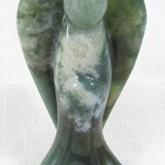 Moss Agate Angel (Large)