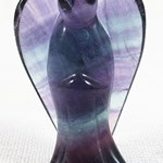 Rainbow Fluorite Angel (Small/Medium)