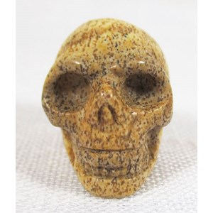 Picture Jasper Skull (very small)