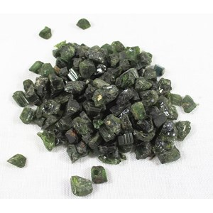 Rough Green Tourmaline - 80 grams (Approximately 100 Pieces)