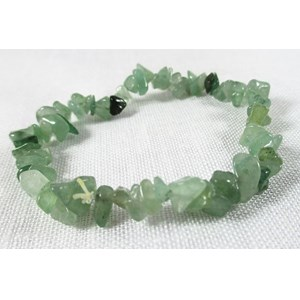 Aventurine Chip Bracelet (Very Small)