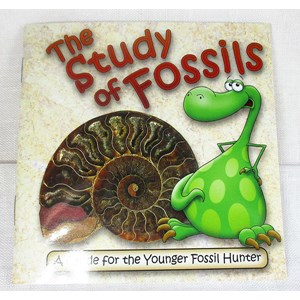 The Study of Fossils Book