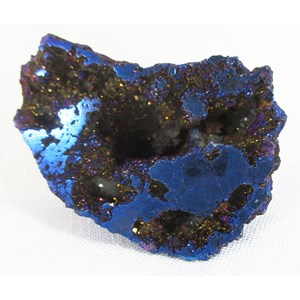 Indigo Aura Geode REDUCED