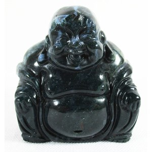 Bloodstone Happiness Buddha