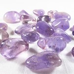 22 Piece Amethyst Tumble Set - (low Grade) REDUCED