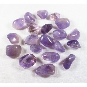22 Piece Amethyst Healing / Protection Set - (low Grade) REDUCED