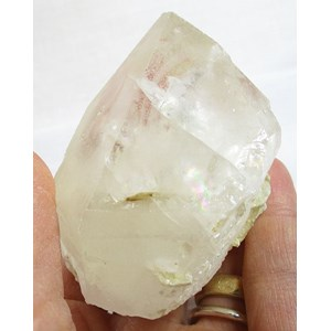 Raw Cathedral Quartz Point