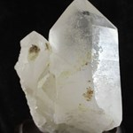 Quartz Point on Stand