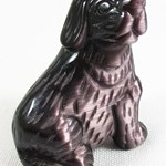 Mauve Cats Eye Dog