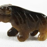 Tigers Eye Tiger (Small)
