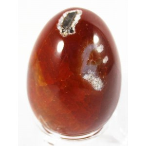 Fire Agate Egg