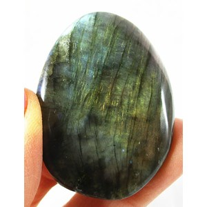Labradorite Palm Pebble