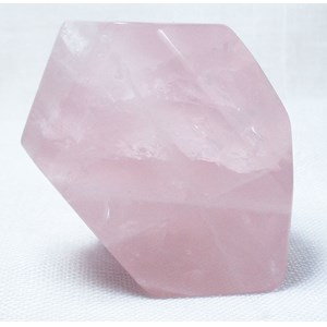 Rose Quartz Polished Freeform