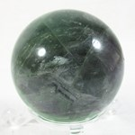 Rainbow Fluorite Sphere (Smallish)