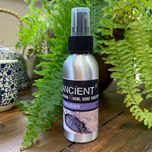 Aromatherapy Alcohol Hand Sanitiser Spray - Lavender 100ml