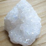 Angel Aura Quartz Cluster (Smallish)