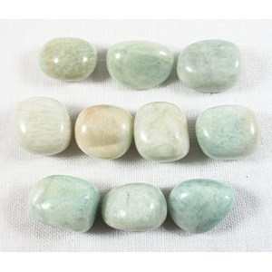 10 Piece Amazonite Set