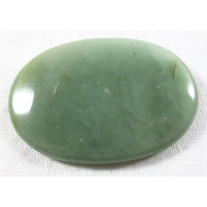 Green Aventurine Palm Sone