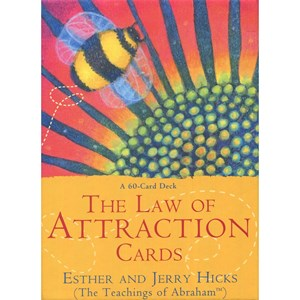 The Law of Attraction Cards by Esther and Jerry Hicks