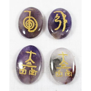 Amethyst Reiki Stones REDUCED